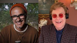 Apple Music Celebrates 300 Episodes of Elton John's Rocket Hour Radio Show