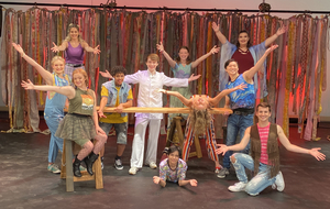BWW Review: GODSPELL at Des Moines Playhouse: An Energetic Reimagining of a Classic Show!