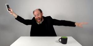 Brian Feldman Announces Virtual Performance of #TXTSHOW (ON THE INTERNET)