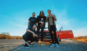 KATASTRO New Studio Album 'Sucker' Out Now