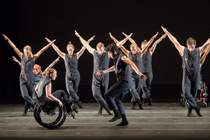 Forward Motion Physically Integrated Dance Festival & Conference Returns to Miami in September