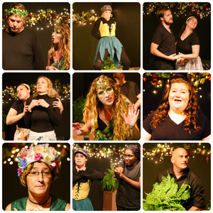 BWW Review: William Shakespeare's Delightful A MIDSUMMER NIGHT'S DREAM at the Carrollwood Players