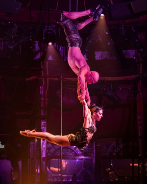 BWW Review: TEATRO ZINZANNI Presented by Broadway In Chicago