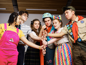 BWW Review: THE 25TH ANNUAL PUTNAM COUNTY SPELLING BEE at Papillion LaVista Community Theatre