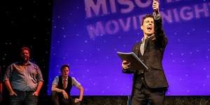 Tonight's Performance of MISCHIEF MOVIE NIGHT IN Cancelled After Company Member Tests Positive For COVID-19