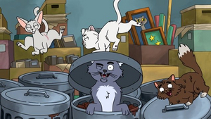 Lesli Margherita, James Snyder, Will Swenson & More Play Singing Cats in Tonight's Episode of HOUSEBROKEN!