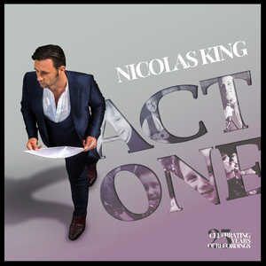 Nicolas King Celebrates CD Release With August 5th Show at The Green Room 42
