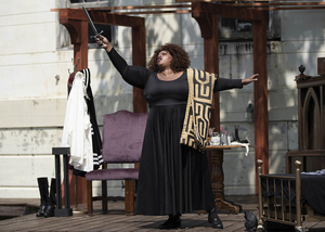 BWW Review: BECOMING OTHELLO: A BLACK GIRLS JOURNEY at Shakespeare & Company
