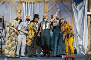 BWW Review: SNUG at STNJ-An Extraordinary Entertainment Experience on the Outdoor Stage