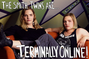 Emerson Mae Smith and Murphy Taylor Smith to Star in THE SMITH TWINS ARE TERMINALLY ONLINE at Feinstein's/54 Below
