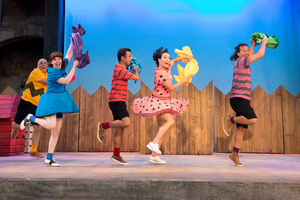 BWW Review: YOU'RE A GOOD MAN, CHARLIE BROWN at South Coast Rep