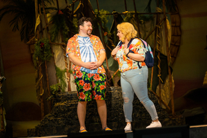 BWW Review: ESCAPE TO MARGARITAVILLE at Ogunquit Playhouse