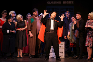 BWW Review: THE PRODUCERS: A MEL BROOKS MUSICAL at ARTS Theatre