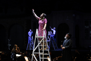BWW Review: L'AMICO FRITZ, Opera Holland Park