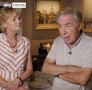 VIDEO: Andrew Lloyd Webber Believes Vaccine Passports Are Inevitable