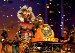 THE LION KING Rehearsals Halted Due to 'COVID-Enforced Absences'