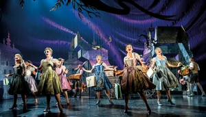 Andrew Lloyd Webber is in Negotiation With Equity to Pay CINDERELLA Performers During Temporary Closure