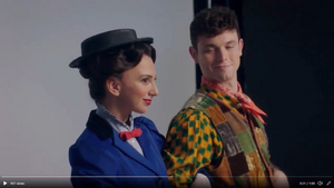 VIDEO: The Stars of MARY POPPINS Prepare to Return to the Stage!