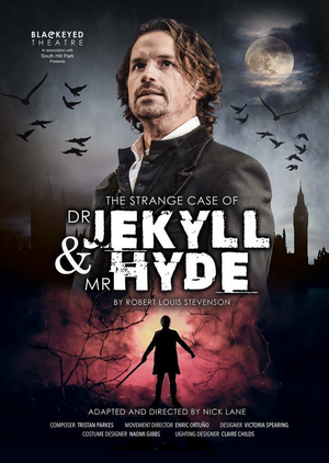 THE STRANGE CASE OF DR. JEKYLL AND MR. HYDE Will Embark on Tour Beginning This Fall