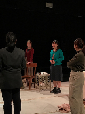 Student Blog: The Play Called Life