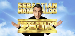Sebastian Maniscalco Adds December Show at UBS Arena for Second Leg of NOBODY DOES THIS Tour