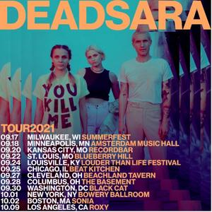 Dead Sara Announce First Tour in Three Years