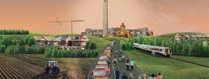 60 MILES BY ROAD OR RAIL Will Be Performed at Royal & Derngate in September