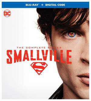 SMALLVILLE Will Be Available on Blu-ray Oct. 19