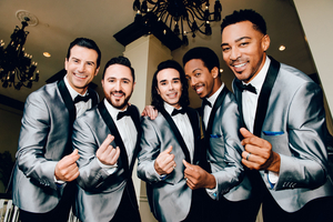 Bristol Riverside Theatre Brings The Harmonies Of The Doo Wop Project To Summer Music Fest