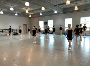 Princeton Ballet School Will Present A Weekend of Dance at the Princeton Shopping Center This Weekend