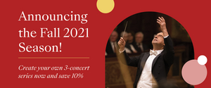 Chicago Symphony Orchestra Announces Fall and Holiday 2021 Season