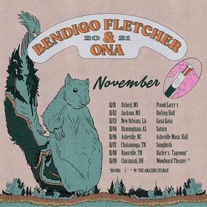 Bendigo Fletcher Announce Additional US Tour Dates