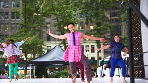Upcoming Bryant Park Picnic Performances to Feature Limón Dance Company, Paul Taylor Dance Company & More