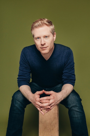 Anthony Rapp to Star in Staged Reading of ANDY WARHOL IN IRAN at Barrington Stage Company