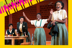 Goodman Theatre Reopens This Friday with SCHOOL GIRLS; OR, THE AFRICAN MEAN GIRLS PLAY