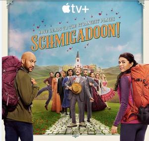 See Broadway's biggest stars in SCHMIGADOON! on Apple TV+!
