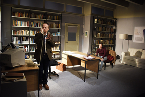 BWW Review: OLEANNA, Arts Theatre