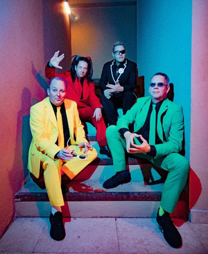 Information Society Return With New Single 'Room 1904'