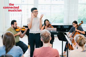 Carnegie Hall Launches Free Interactive Video Series THE CONNECTED MUSICIAN