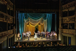 DON GIOVANNI Begins Performances August 8th At National Theatre