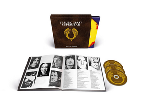 Special 50th Anniversary Edition of JESUS CHRIST SUPERSTAR Album to be Released in September
