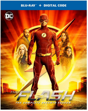 Seventh Season of THE FLASH Will Be Available on DVD Oct. 12