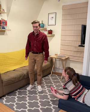 BWW Review: WHY DOGS DON'T TALK at First Folio Theatre