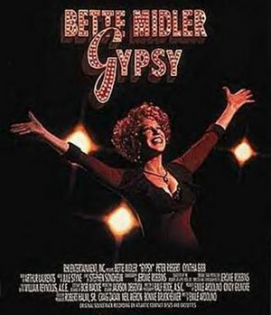 1993 GYPSY Film, Starring Bette Midler, is Streaming Now
