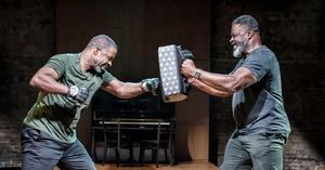 BWW Review: HYMN, Almeida Theatre