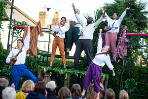 BWW Review: AS YOU LIKE IT, Rose and Crown, Ealing