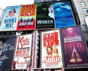 Student Blog: I Love Broadway: A Poem