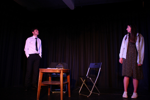 BWW Review: THE INTERVIEW, The Bread & Roses Theatre