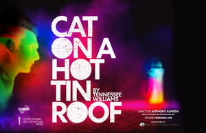 Full Cast Announced for CAT ON A HOT TIN ROOF at Leicester's Curve Theatre