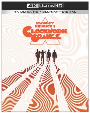 A CLOCKWORK ORANGE Arrives on Ultra HD Blu-ray and Digital on Sept. 21